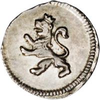 obverse of 1/4 Real - Fernando VII - Colonial Milled Coinage (1810 - 1818) coin with KM# 73 from Chile.