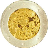 reverse of 20 Euro - Changeover to the euro (2011) coin with KM# 69 from Estonia. Inscription: € 20