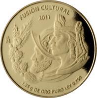 reverse of - Fusión Cultural: