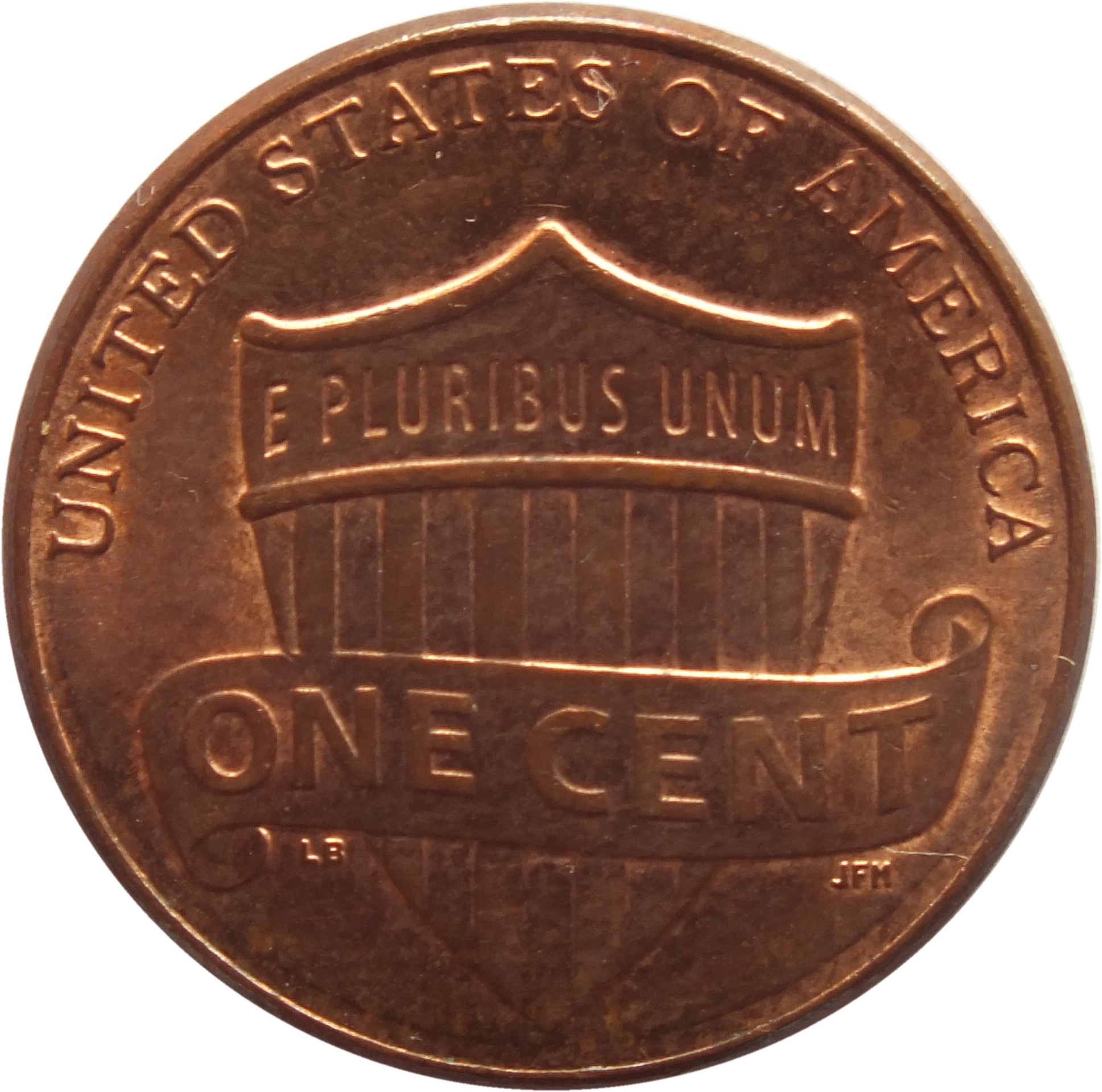 1 Cent Lincoln Cent Union Shield 2010 2016 United States Km 468 Coinsbook