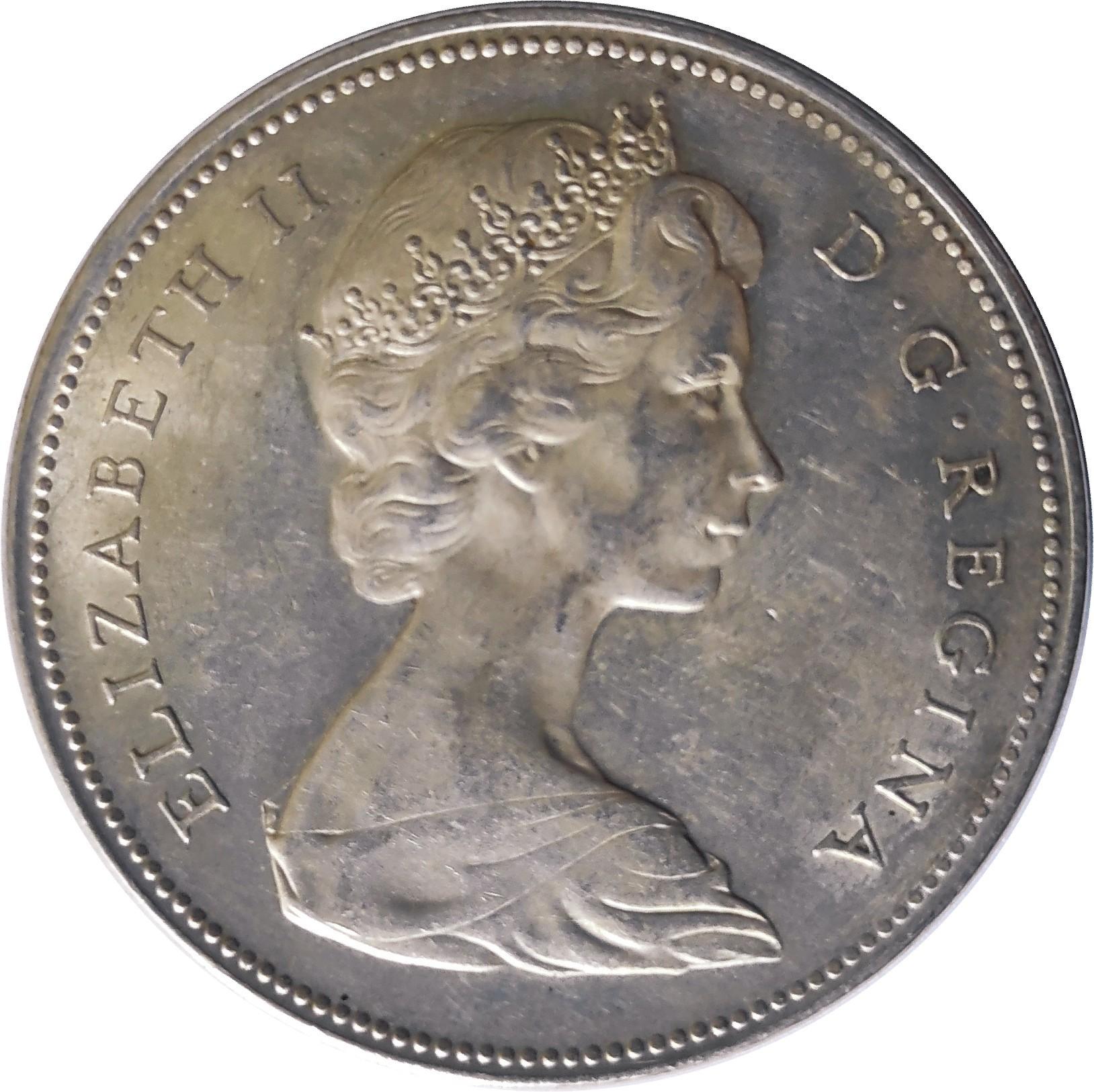 Obverse Of 1 Dollar
