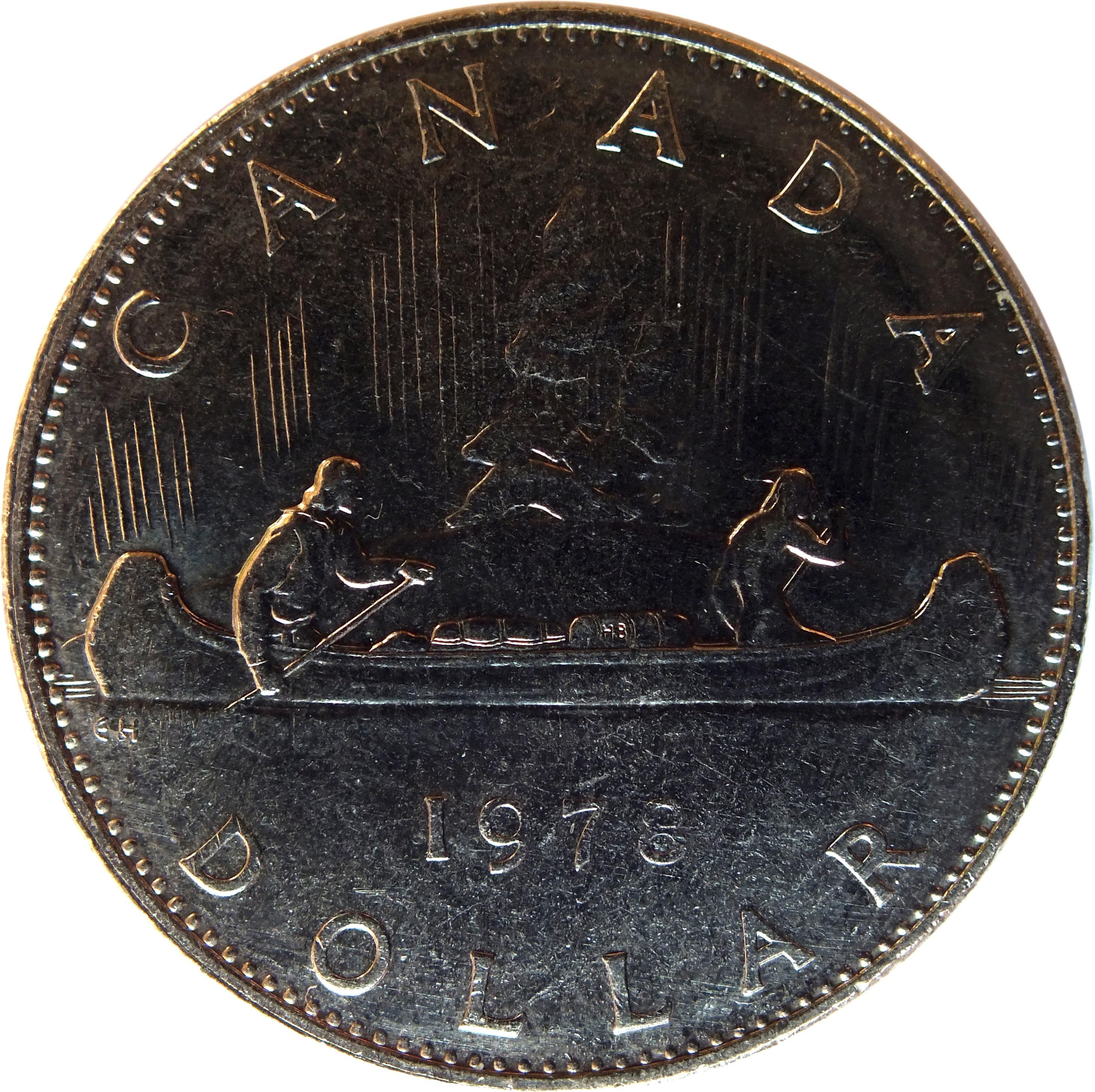 1978 Canada Dollar