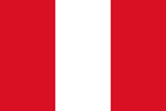 Peru Republic flag