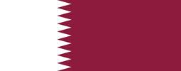 Qatar Emirate flag