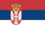 Serbia Republic flag