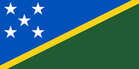 Solomon Islands Republic flag