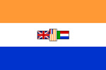 South Africa Union flag