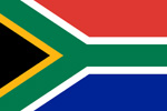 South Africa Republic flag