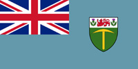 Southern Rhodesia British colony flag