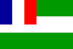 Syria French mandate flag