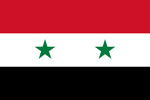 Syria Arab Republic flag