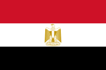 Egypt Arab Republic flag