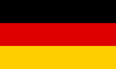 Germany Federal Republic flag