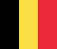 Belgium Kingdom flag