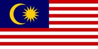 Malaysia Federal monarchy flag