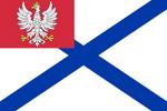Poland Congress Kingdom flag