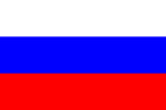 Russia Federation flag