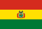 Bolivia Republic flag