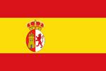 Spain Kingdom flag