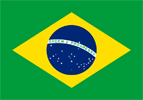 Brazil Federative Republic flag