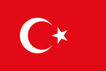 Turkey Republic flag