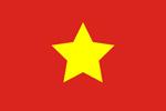 Vietnam North Vietnam flag