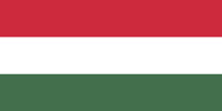 Hungary People's Republic flag