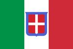 Italy Kingdom flag
