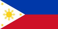 Philippines Republic flag