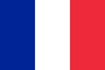 Réunion French colony flag
