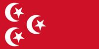 Egypt Sultanate flag