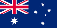 Australia Commonwealth flag