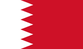 Bahrain Kingdom flag