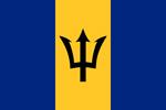 Barbados Commonwealth flag