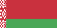 Belarus Republic flag