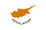 Cyprus Republic flag