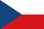 Czechoslovakia Republic flag