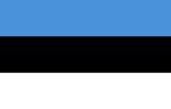 Estonia 2'nd Republic flag