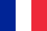 French West Africa French colony flag