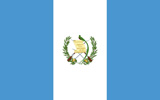 Guatemala Republic flag