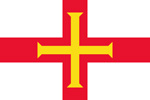 Guernsey United Kingdom flag