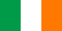 Ireland Republic flag