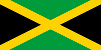 Jamaica Republic flag