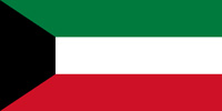 Kuwait Emirate flag
