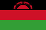 Malawi Republic flag