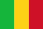 Mali Republic flag