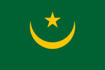 Mauritania Islamic Republic flag