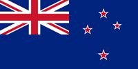 New Zealand Commonwealth flag