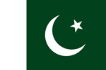 Pakistan Islamic Republic flag