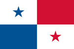 Panama Republic flag